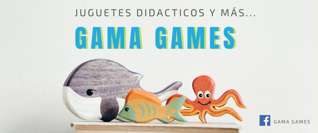 Juguetería Gama Games