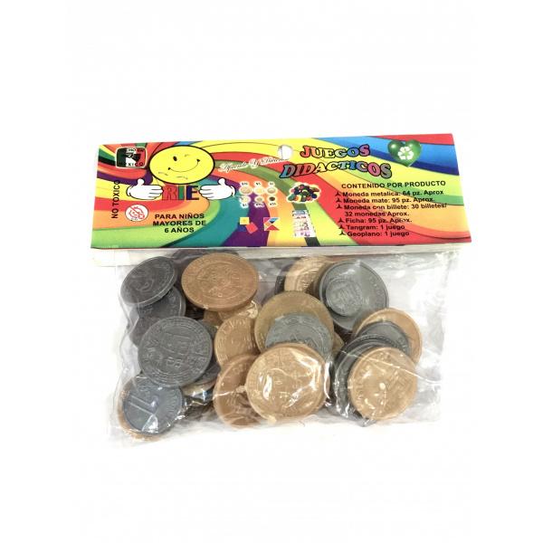 moneda mate